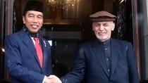 Kunjungi Afghanistan, Jokowi Dipuji Man of Action