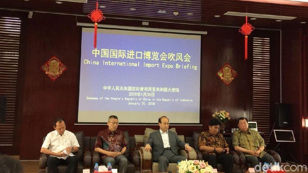 China Ajak Eksportir RI Ikut Pameran di Shanghai