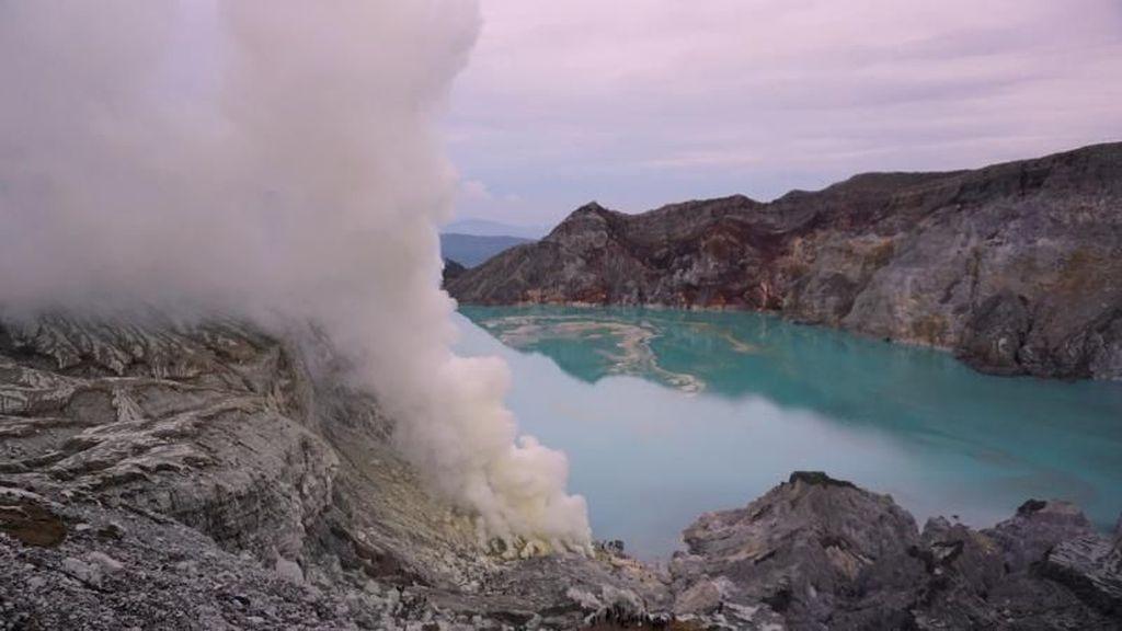 Api Biru, Primadona Taman Wisata Alam Kawah Ijen
