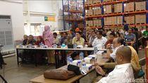Perkumpulan OK OCE Gandeng PD Pasar Jaya soal Lokasi dan Barang