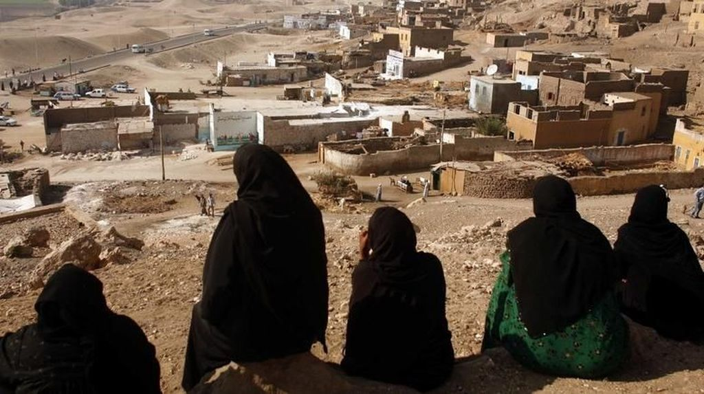 Desa Khusus Wanita di Mesir, Pria Dilarang Masuk