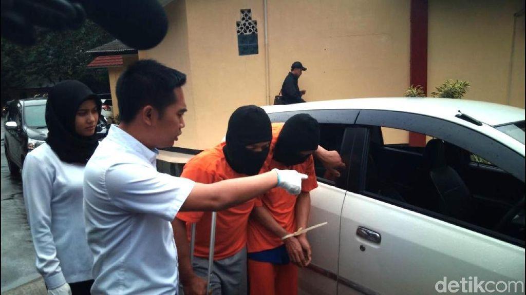 Adul Culik dan Memerkosa Siswi SMA di Sukabumi di Mobil Ini