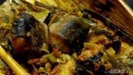 Sogili Woku Daun. Olahan Ikan Paling Sedap di Minahasa