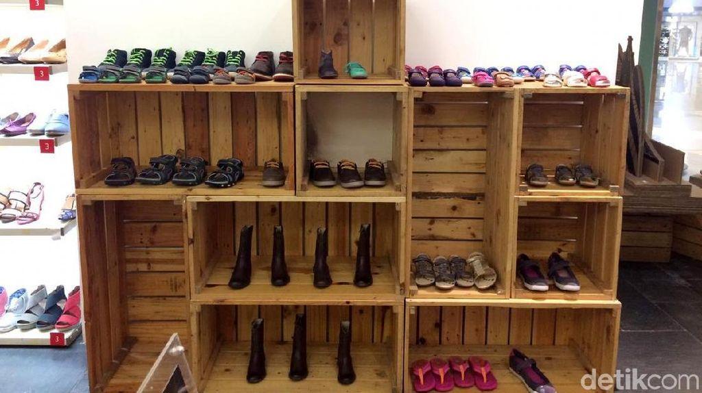Clarks Mau Tutup, Sepatu Ini Dijual Rp 700 Ribu dari Rp 2,5 Juta