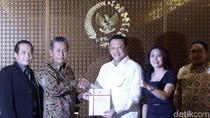 BPK Audiensi ke Pansus Pelindo di DPR