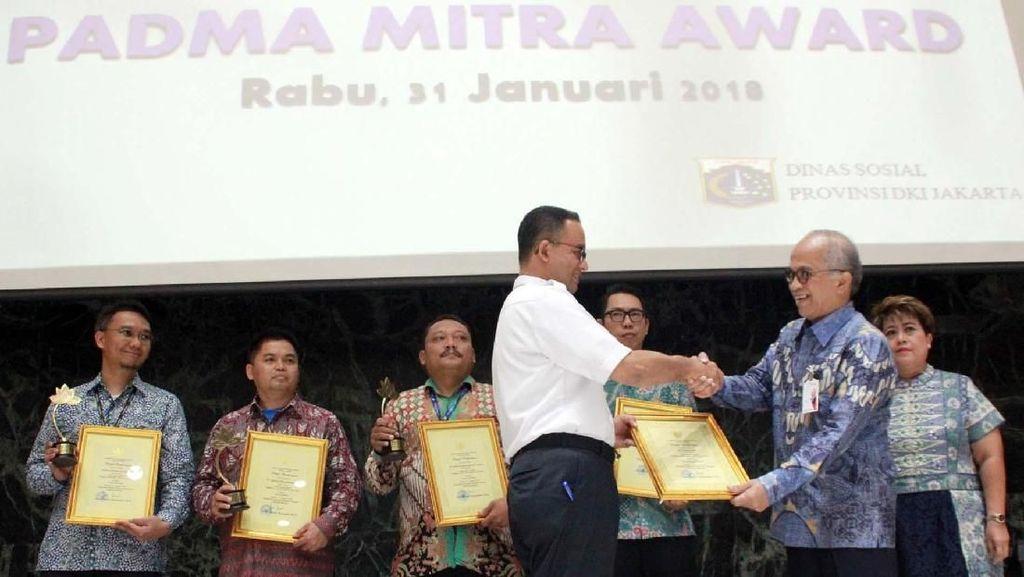 Penghargaan Padma Mitra untuk Bank DKI