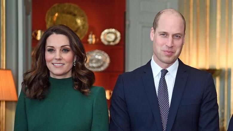 Pangeran William Beri Bocoran Jenis Kelamin Anak Ketiganya?/ Foto: Chris Jackson/Getty Images