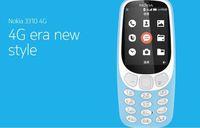 Nokia 3310 4G Resmi Dirilis, Usung OS Android