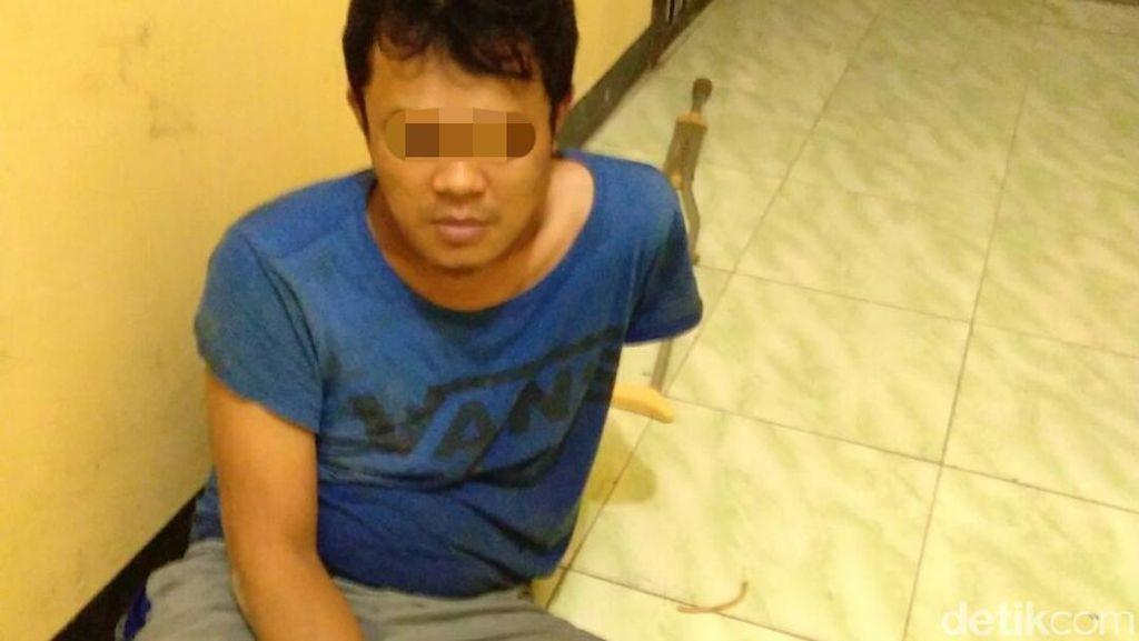 Polisi Sukabumi Tembak Pelaku Penculikan dan Pemerkosaan Siswi SMA