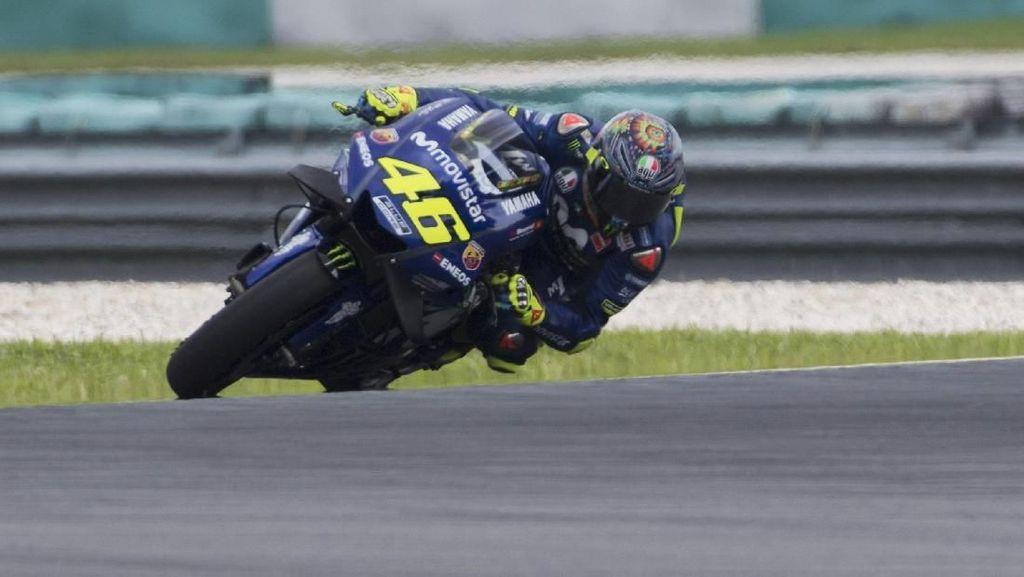 Fairing Baru Bikin Motor Valentino Rossi Lebih Oke
