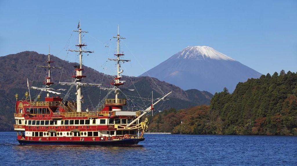 Liburan ke Kanagawa, Dapat Pinjaman Smartphone Gratis