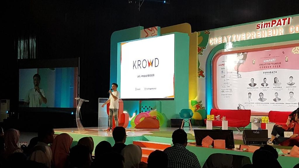 Tak Cuma Nyanyi, Vidi Aldiano Serius Bisnis Startup