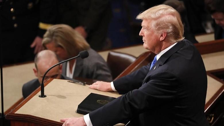 Trump Ungkit Pembebasan Ratusan Teroris Termasuk Al-Baghdadi