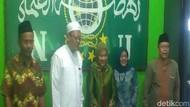 Berkunjung di PCNU Demak, Ida Fauziyah Klaim Pro Santri