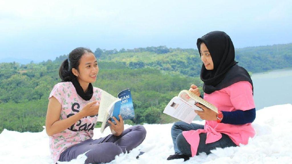 Mau Berfoto dengan Awan, Semarang Punya Destinasinya