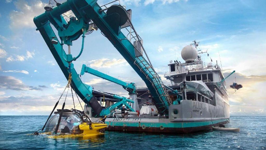 Ikut Tim Peneliti BBC di Lautan Bahama, Berminat?
