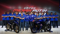 Ini Susunan Tim Yamaha Racing Indonesia di Musim 2018