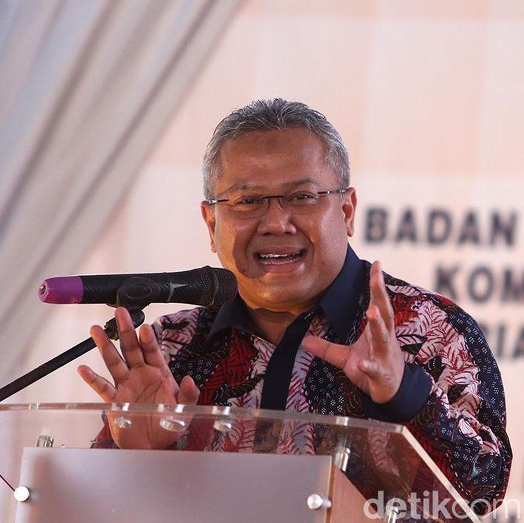 Anggotanya Terjerat Kasus Suap, KPU Jamin Pilgub Garut Tak Terganggu