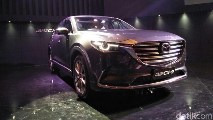 Raja SUV Mazda