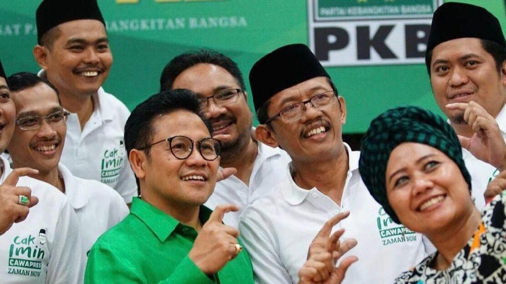 GP Ansor Dukung Cak Imin Jadi Cawapres 2019