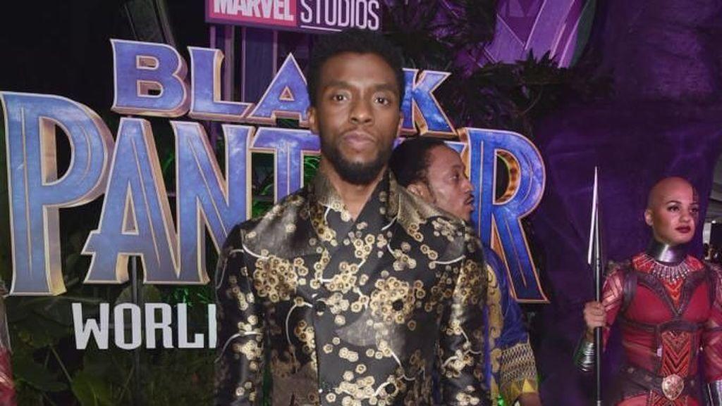 Chadwick Boseman, Black Panther yang Pernah Belajar di Oxford