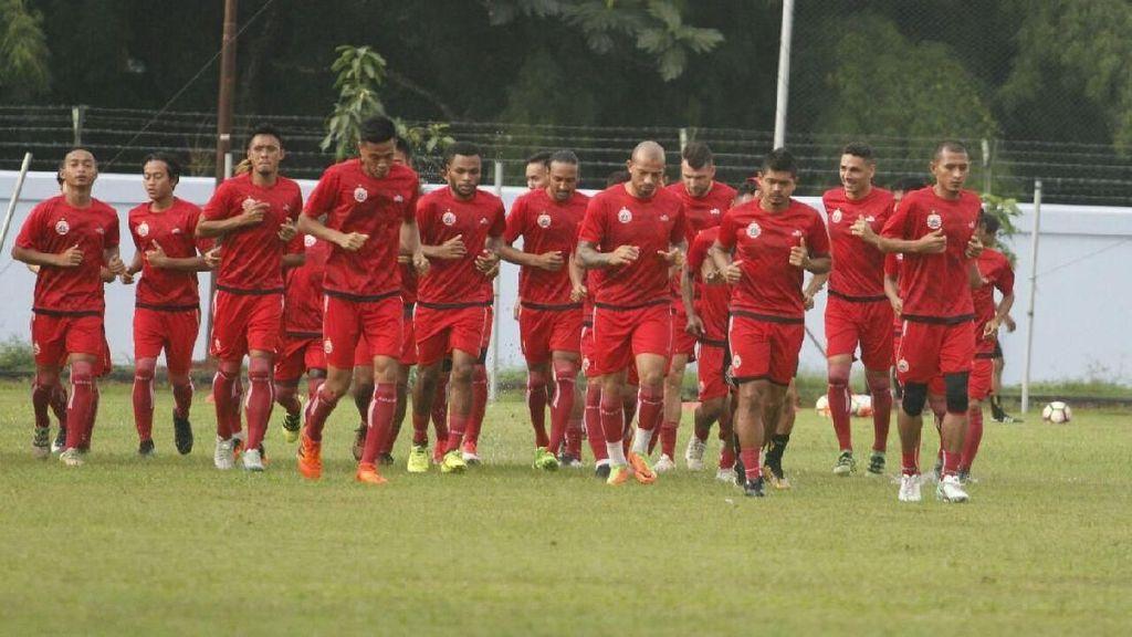 Persija Gelar Latihan Perdana Usai Juara Piala Presiden, Tatap Piala AFC