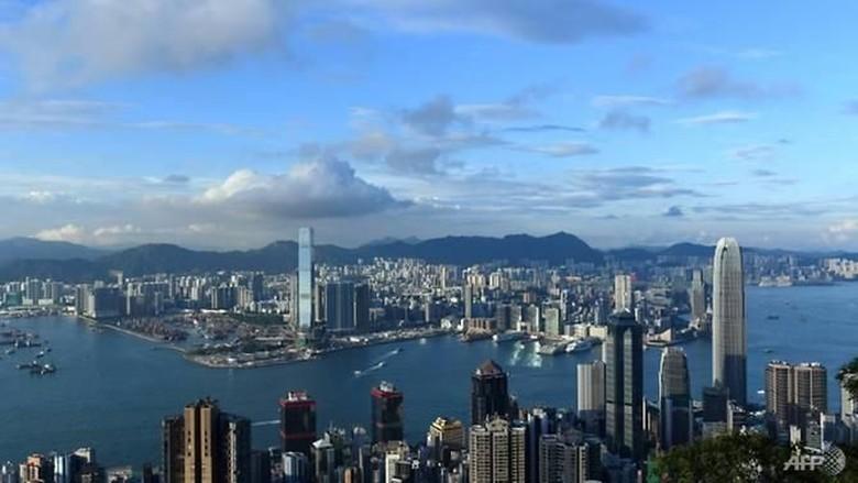 Bom Perang Dunia II Ditemukan di Hong Hong, Ribuan Orang Dievakuasi