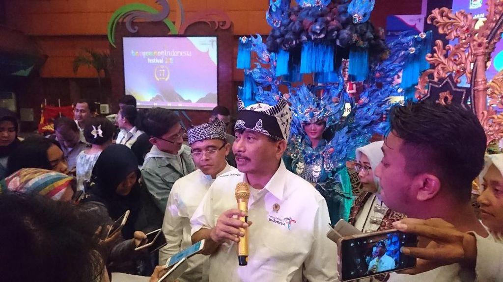 Kunjungan Wisman Tak Capai Target, Ini Penjelasan Lengkap Menpar Arief