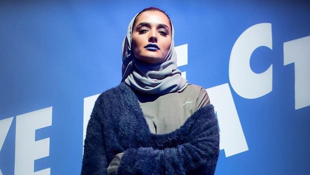 Nike Gandeng Hijabers Arab Cantik Untuk Jadi Modelnya