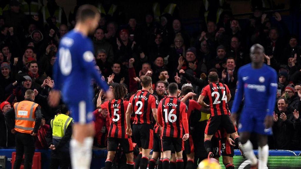 Bournemouth Rutin Kalahkan Juara Bertahan dalam Tiga Musim Terakhir