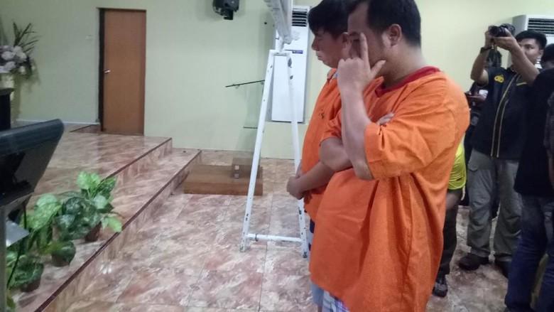Hendak Ekspor Sisik Penyu ke China, 2 WNA Diamankan di Makassar