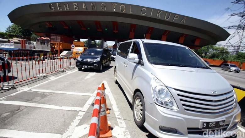 Tol Bekasi Berlaku Ganjil-Genap, Bagaimana dengan Tol Tangerang-Merak?