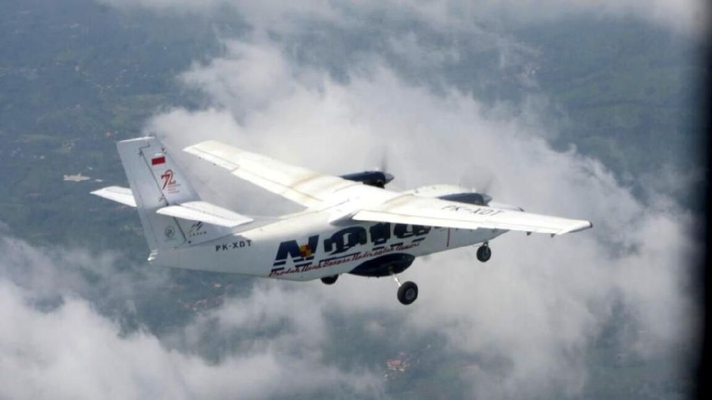 Mejeng di Singapura, Pesawat Nurtanio PTDI Banjir Pesanan