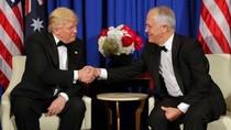 Donald Trump Undang PM Australia ke Gedung Putih
