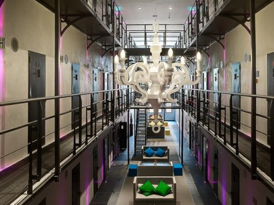 Foto: Hotel Rasa Penjara di Belanda