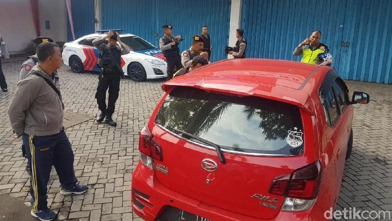 Mobil Warga Surabaya Korban Perampasan Ditemukan di Jombang