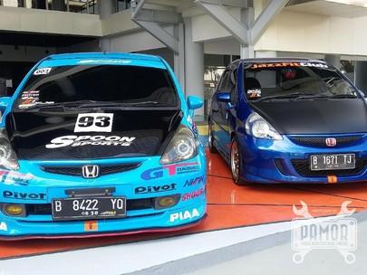 Mobil Balap Racing Terinspirasi dari Jepang