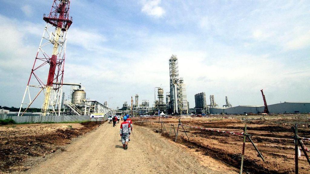 Chandra Asri Petrochemical Bangun Pabrik Baru