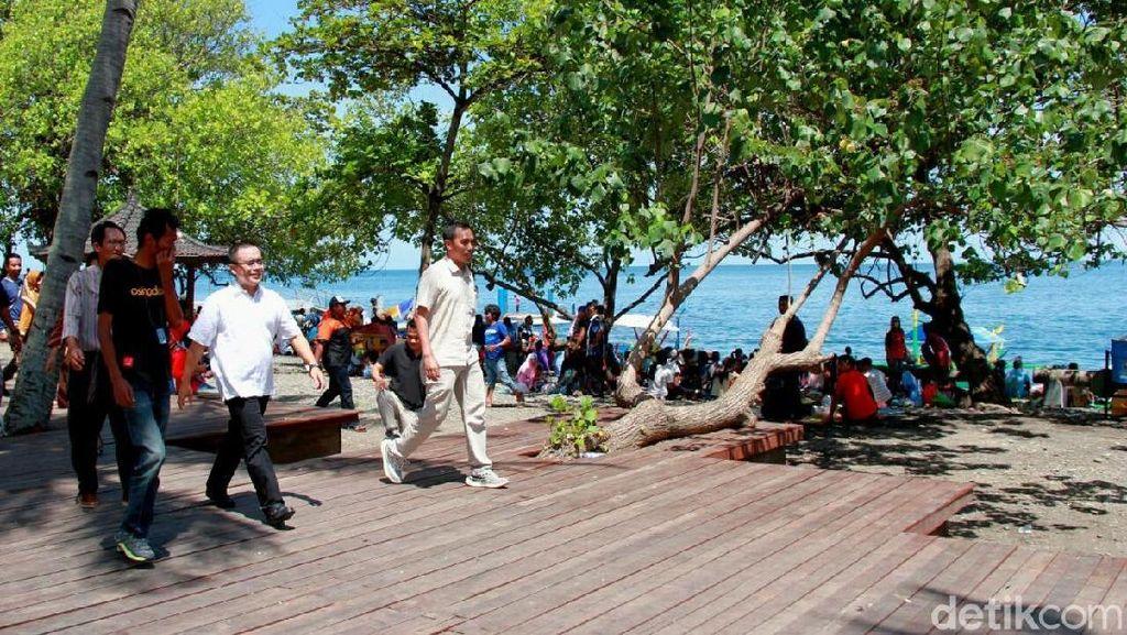 Pemkab Banyuwangi Bertekad Menata Kembali Pantai Grand Watudodol