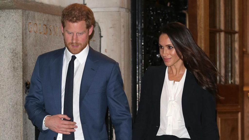 Istana Ungkap Detail Pernikahan Harry dan Meghan Markle Seharian Penuh