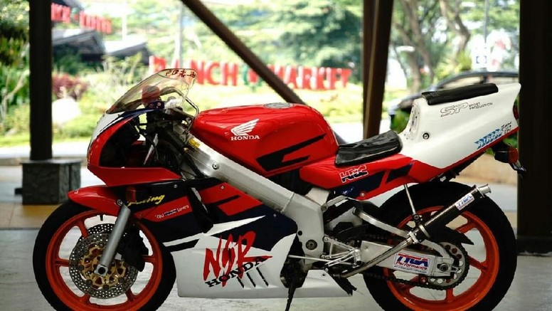 Si Tua-tua Keladi NSR 250R MC21