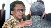 Usul Wiranto Jadi Cawapres, OSO: Sah-sah Saja AHY Akan Temui PDIP