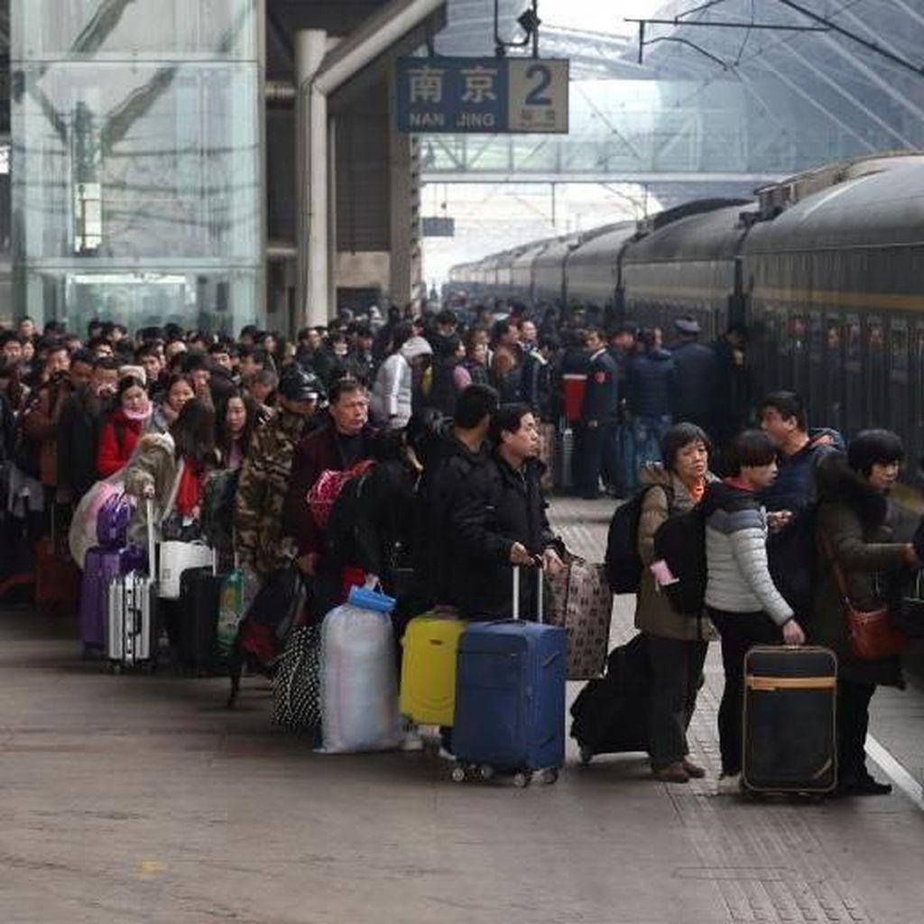 Tipikal Liburan Turis China Kayak Apa Sih?