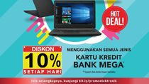 Promo Laptop HP di Akhir Pekan Transmart Carrefour