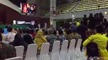 Acungkan Kartu Kuning ke Jokowi, Mahasiswa UI Dihalau Paspampres