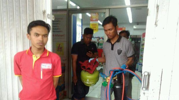 Berbekal CCTV, Polisi Memburu Pembobol ATM di Garut