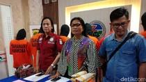 Polisi Tangkap Pensiunan PNS Kementerian ESDM Terkait Narkoba