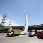 Truk yang Kelebihan Muatan Bakal Diusir dari Tol Tangerang-Merak