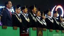Foto: Presiden Jokowi Hadiri Dies Natalis ke-68 UI