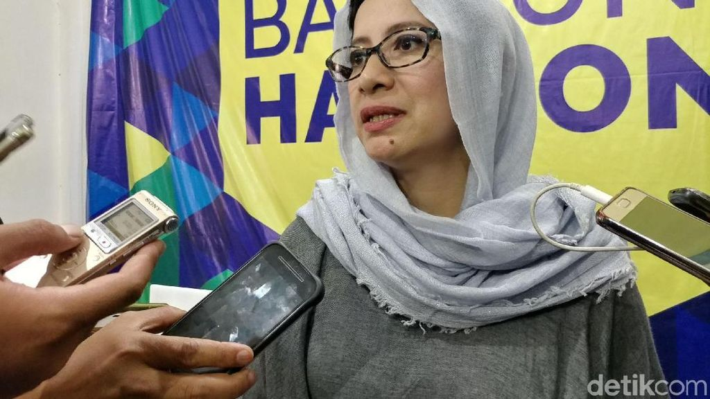 Nurul Arifin Ajak Perempuan Bandung Bangun Semangat Kesetaraan